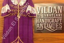 Kadın moda..tasarım..bohem / Tasarım ve Üretim Vildan El Sanatları....Antika kumaşlardan özel tasarım giysiler..dress