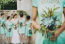 R+R Bridesmaids / Beautiful photographs of past Race + Religious bridesmaids! Take a look here for gorgeous bridesmaid inspiration with the beautiful backdrop of New Orleans, Louisiana.