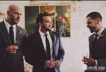 R+R Groomsmen / Beautiful photographs of past Race + Religious groomsmen! Take a look here for groomsmen inspiration with the beautiful backdrop of New Orleans, Louisiana.