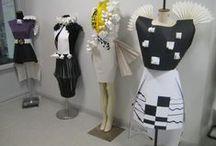 online portfolio / my level 2 fashion coursework