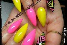 Nail Art, Styles, Polish / Nails, nails....and more nails! / by Che' B