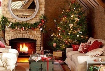 'Tis the Season / Decorating ideas and recipes for when Santa Claus comes to town!