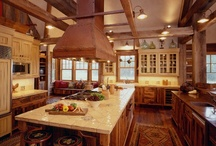 ❤ of the Home... / Kitchen designs and ideas