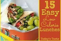 Lunch Ideas / by Tone and Tighten