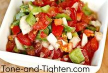 Healthy Snack Ideas / by Tone and Tighten