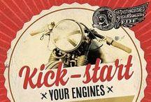 RETR0 M0T0RSP0RT / Cool vintage motorsport logos/illustrations / by PaPaKaLi