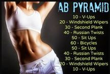 Ab Workouts / by Tone and Tighten