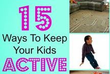Family Workout Ideas- Keep your family active! / by Tone and Tighten