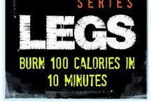 Leg Workouts / by Tone and Tighten