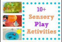 Sensory Activities for Kids/Small World Play