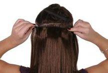 Extensions - Τρέσες - Αξεσουάρ Μαλλιών / Extensions & τρέσες μαλλιών και δεκάδες άλλα αξεσουάρ για να δημιουργήσετε υπέροχα χτενίσματα