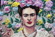 Frida Kahlo / The look that pierces