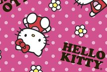 Hello Kitty and Friends. / by Sarah Stevens