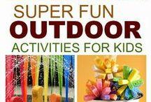 Summer / Fun kids activities for Summer!