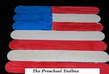 Memorial Day / Memorial Day crafts and activities for little ones
