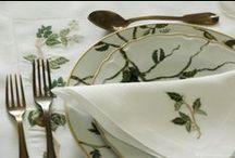 Mesa posta! / Mesas bem charmosas para as refeições!