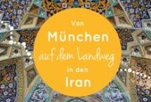 """From Munich to Iran"" Project #muc2iran / From 23 July 2014 onwards, I am going to travel overland from my hometown Munich (Germany) to Iran. On my way, I'm gonna cross about 8 countries in Southeastern Europe and all of Turkey. Follow my trip on facebook http://www.facebook.com/aworldkaleidoscope, my blog http://aworldkaleidoscope.com or in instagram @Stef_Travels"