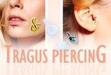 Tragus Piercing / Tragus