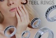 Surgical Steel Rings / Stainless steel rings