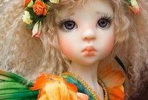 Куклы- Dolls / О сокральных игрушках- About toy