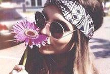HIPPIE INSPIRATION / Blogger Mottowoche Teil I: Hippie & Bohemian
