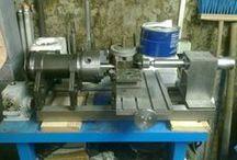 Станки -  Tool / Все виды станков необходимых в хорошей частной мастерской -  All types tool necessary in good quotient of the workshop