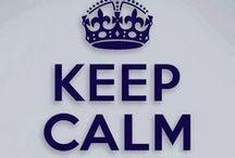 KEEP CALM AND... / KEEP CALM