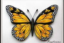 Бабочки - Butterflies / Летающие красивости -   Flying beauty