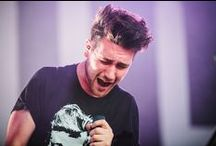 """BASTILLE / """"Icarus is flying too close to the sun. Icarus's life, it has only just begun. This is how it feels to take a fall. Icarus is flying towards an early grave."""" -Bastille, Icarus"""