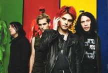 """My Chemical Romance / """"We'll carry on"""" -My Chemical Romance, Welcome to the Black Parade"""