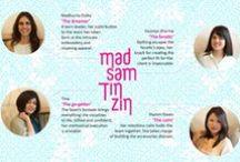 Meet MadSam TinZin / Hello!