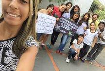 #CircuitodeJuventude2015 / #SelfiedaAprendizagem #NaEscolaeNaVida EE José Giorgi DE Tupã
