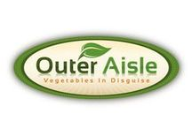 Outer Aisle Gourmet / Each serving of Outer Aisle's veggie bread, veggie pizza crust, veggie rice and veggie pasta contains one to two full servings of vegetables.  As such, they are all naturally gluten and nut-free and low in carbs, calories and fat.