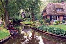 Idyllic Cottages  / Rural retreats for peace and tranquillity.