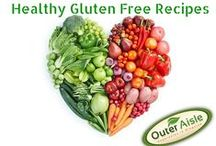 Healthy Gluten Free Recipes / There are so many gluten free recipes - the key is to find the good foods that promote the healthy lifestyle you want!