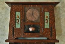 Craftsman Clocks / Craftsman, Clocks