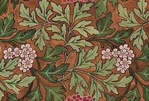 Craftsman Wallpapers / William Morris designs