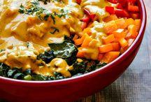 Vegan and Vegetarian Goodness / Food