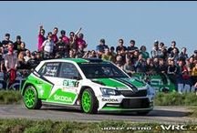 Škoda Rally Cars