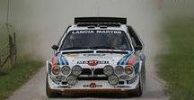 Rally Cars Group B