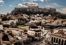 Glorious Greece / Everything Greece and travel related! From beautiful cities to amazing food!
