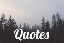 Travel Inspiration: Quotes! / Everything #travel #quote related! Need travel inspiration? We've got you covered in this awesome board!