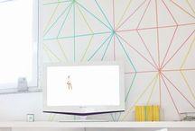Mes inspirations déco & DIY home / Envie de décoration