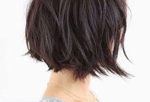 Se pomponner / Idées coupes de cheveux et maquillage