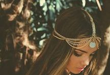 Hair accessories / Beautiful hair accessories