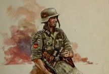 German soldiers WW2