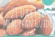 21-Day Fix Meal Plans / Inspiration for easy meal planning for the 21-Day Challenge.