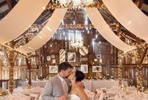 Barn Weddings / Rustic, Romantic, Warm & Inviting