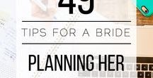 Wedding Planning / Whether You Are A Planner, A Procrastinator or Just A First Time Wedding Planner, You Can Find All The Checklists And Tools  You Will Need Here!