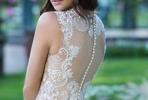 Lace Styles / What is more bridal than lace, lace & more lace